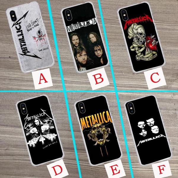 coque metallica iphone 7