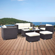 outdoorfurniture, loveseat, Garden, Home & Living