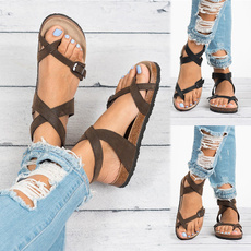 bohemia, beach shoes, Flip Flops, Sandalias