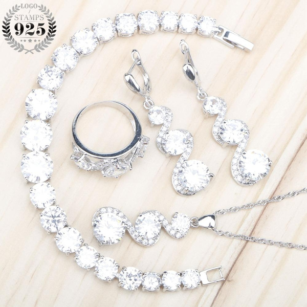 Sterling, Gemstone Earrings, Wedding Accessories, sterling silver