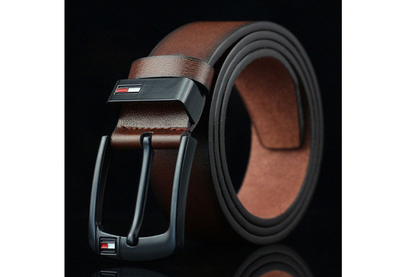High Quality Men Automatic Buckle Leather Luxury Belts Male Alloy Buckle Belts for Men Ceinture Homme Cinto Masculino/mxy17-ZFN