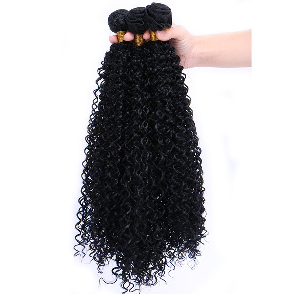 Angie Brazilian Afro Kinky Curly Weave 8 24 Inches Synthetic Hair Brazilian Kinky Curly Hair Brazilian Hair Weave Hair Extensions Synthetic Wigs
