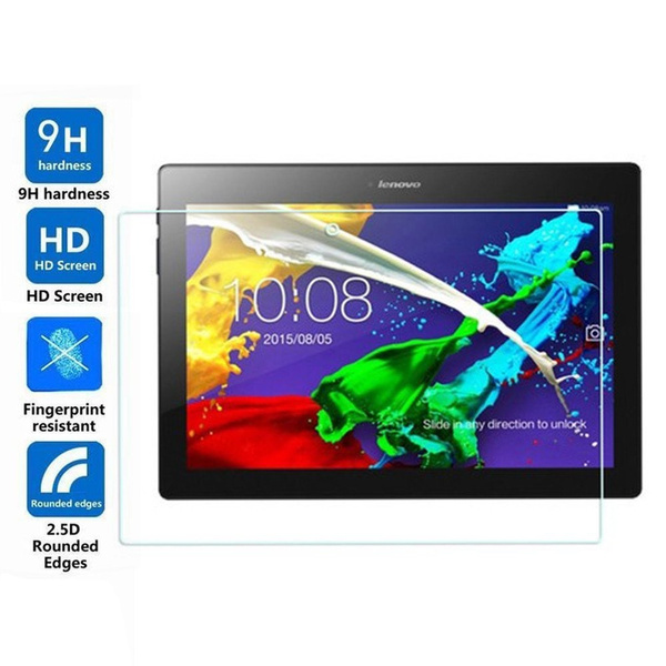 """Tempered Glass Screen Protector for 10/"""" Tablet Lenovo Tab 2 A10-30"""