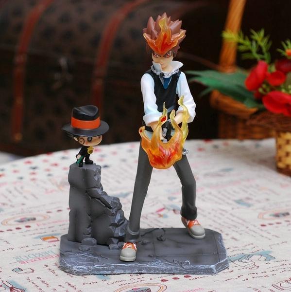New Arrival Anime Katekyo Hitman Reborn Reborn Sawada Tsunayoshi Action Figure Toys Doll Christmas Gift Wish