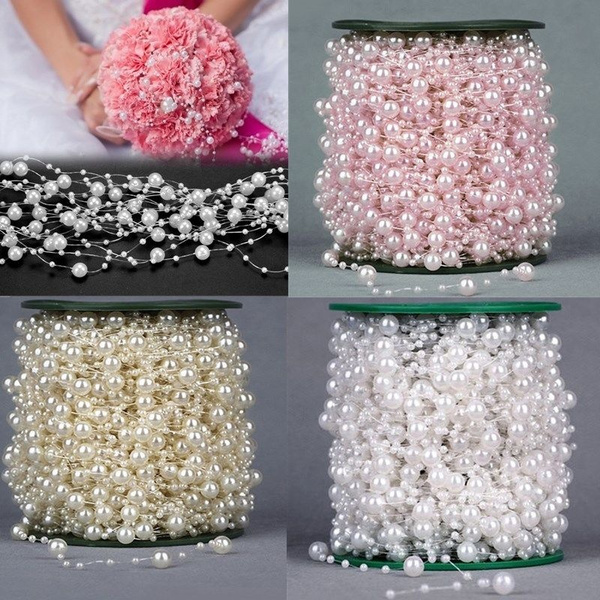 acrylicbeadchain, decoration, Garland, pearls