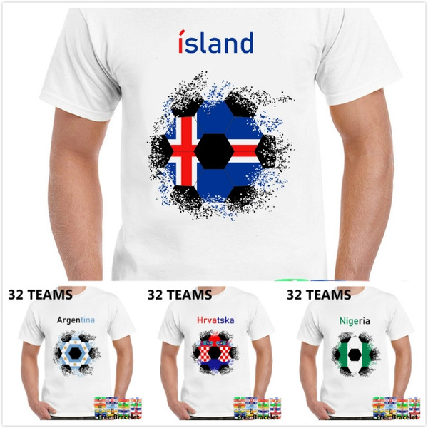 e6ce27c28 Hot Sale The World Cup 32 Soccer Teams Argentina Iceland Croatia ...