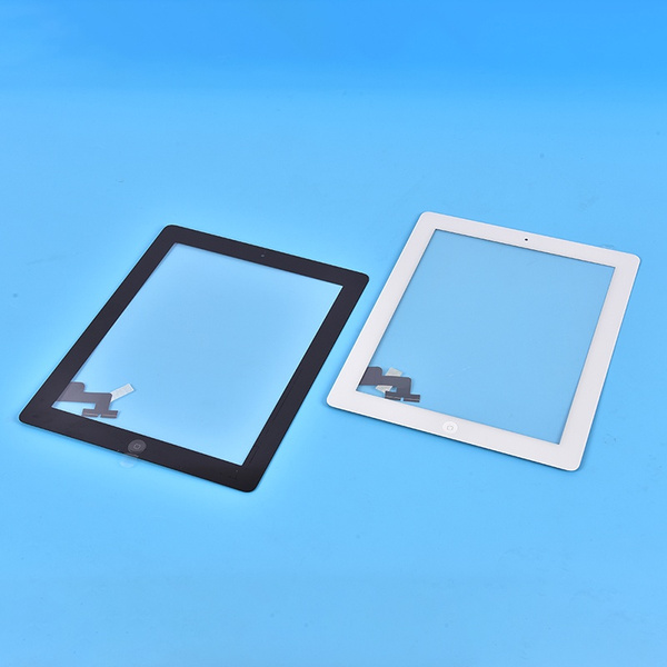 Touch Screen Digitizer Replacement For Apple iPad 2 Black /White PW
