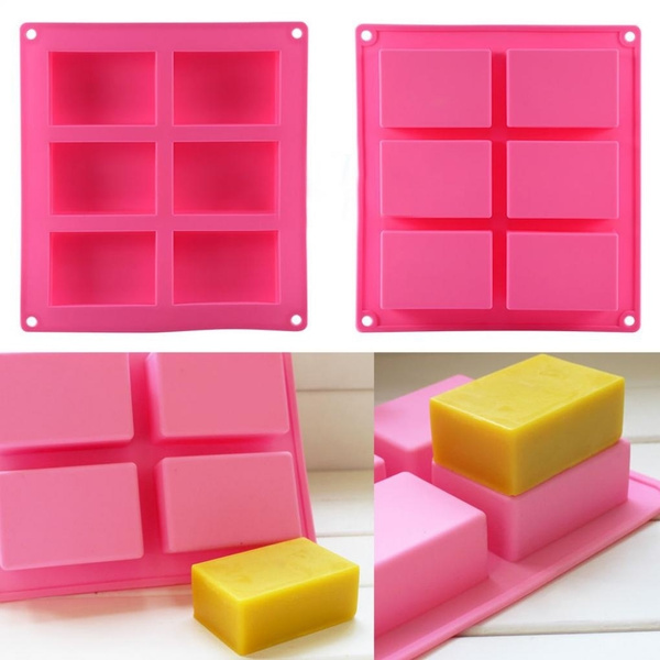 pink, Silicone, plain, cake mold