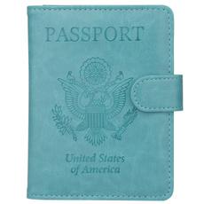 case, Blues, leather, Travel