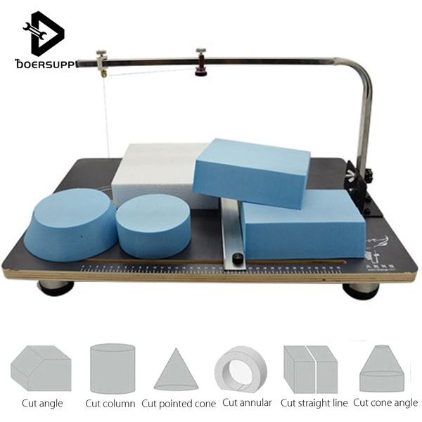 Wish | Hot Wire Polystyrene Foam Cutter Cutting Tool Craft Hobby DIY ...