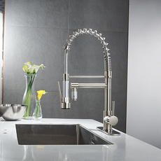 Brass, Mixers, Faucets, pulldownspoutforcompletesinkacce