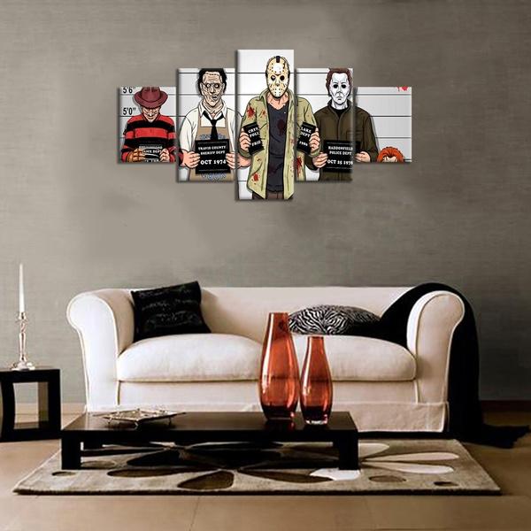 art, Home Decor, Movie, Horror