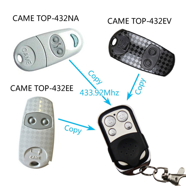 Control, top432na, Remote, Battery