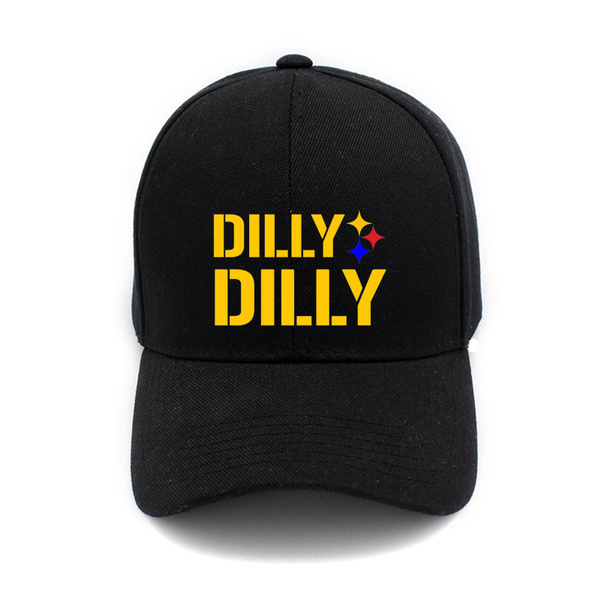 f921bc5b Dilly Dilly Beer Steelers Hats Caps Cotton Hat Adjustable Baseball Cap  Snapback Hat Unisex Hat Youth Hat Sports Hat Outdoors Cap Street Cap  Fashion ...