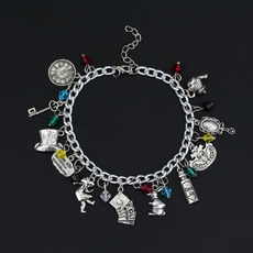 Charm Bracelet, Cosplay, Jewelry, Chain