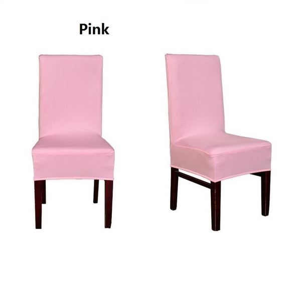 Wish | Home & Living Dining Chair Covers Spandex Stretch Dining Room ...