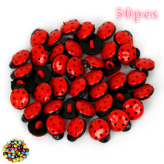 sewingtool, Scrapbooking, ladybirdbutton, decorativebutton