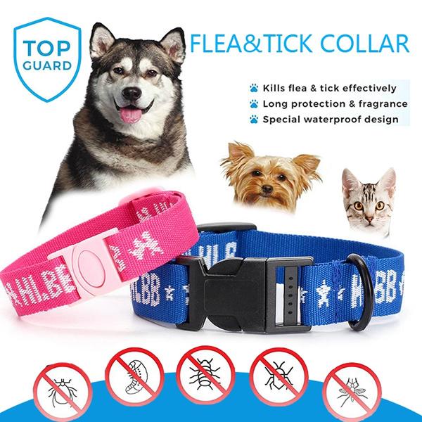 ticksdrivedcollar, Dog Collar, tickscollar, petflea