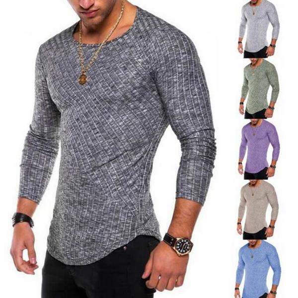blouse, springtshirt, Slim T-shirt, Sleeve