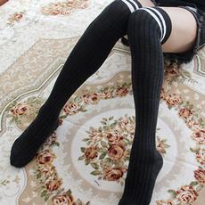 Fashion, overtheknee, legginsp, Socks
