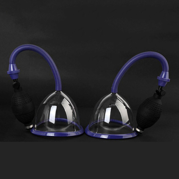 Wish Suction Cup Female Pussy Breast Pump Enhancement Enlargement Pumping Sucker Cups