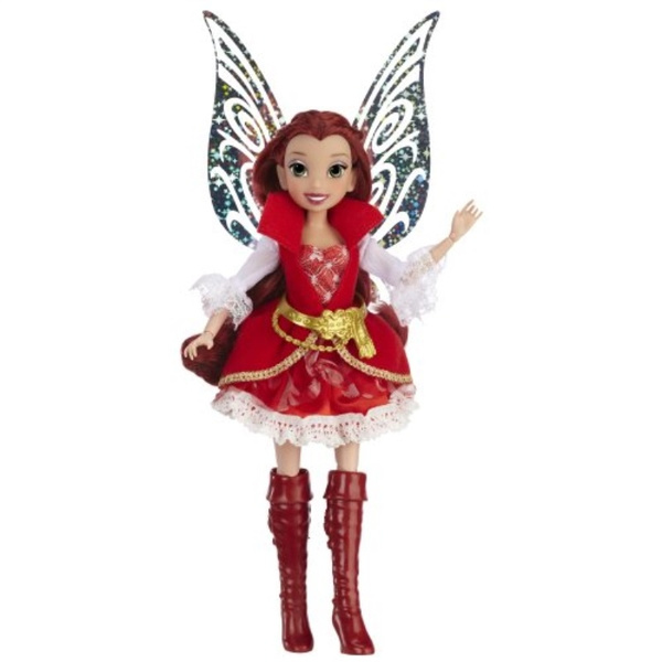 Disney Fairies The Pirate Fairy 9 Rosetta Doll