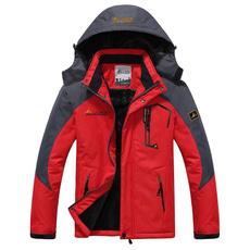Plus Size, velvet, Winter, Coat