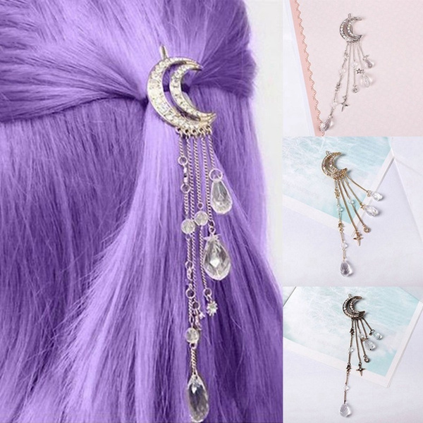 tasselhairhairpin, hairpinscrystal, Tassels, Jewelry