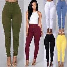 Women Pants, Fashion, Waist, pants