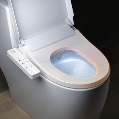Astounding Smartmi Smart Toilet Seat Water Heated Filter Electronic Bidet Spray Alphanode Cool Chair Designs And Ideas Alphanodeonline