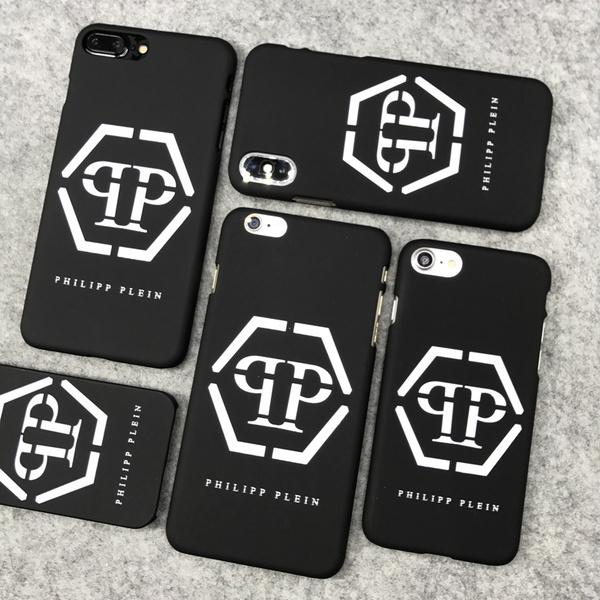 34008f4075f newest fashion philipp plein matte hard plastic cover case for ...