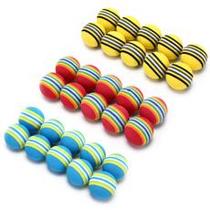 toyball, rainbow, Toy, Golf
