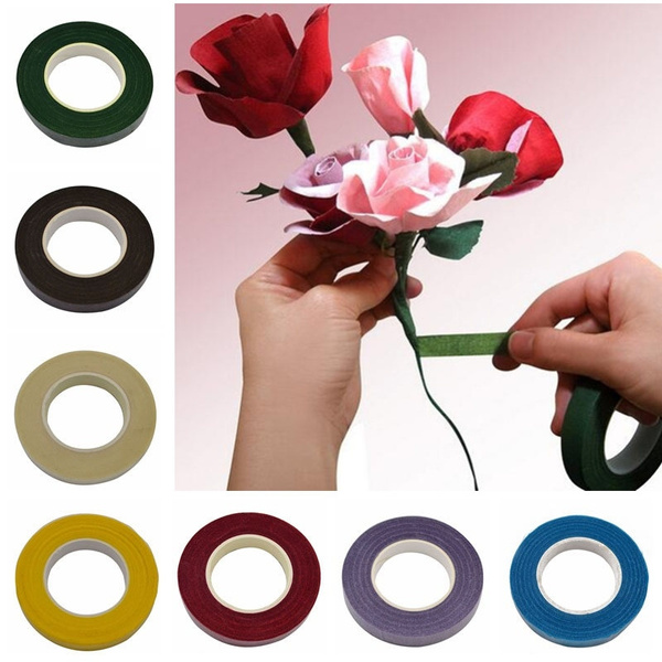 flowerfixed, Flowers, Garland, papertape