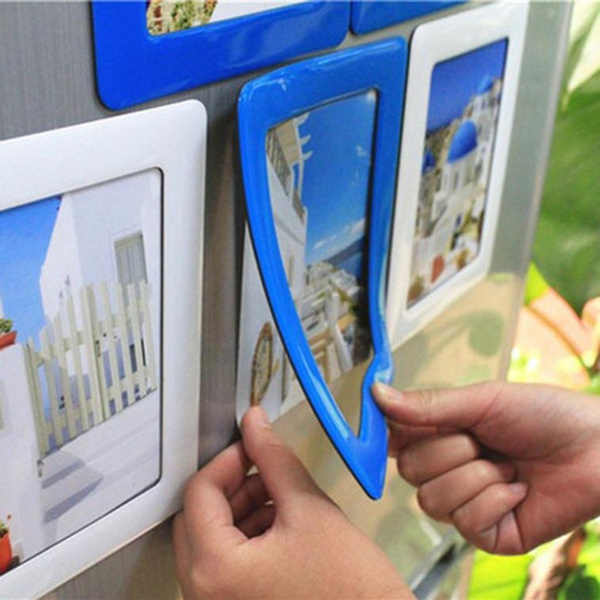 Photo Frame, Home Supplies, Colorful, magneticphotoframe