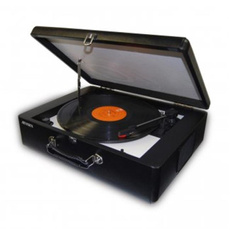 Speakers, turntable, Audio, Electronic