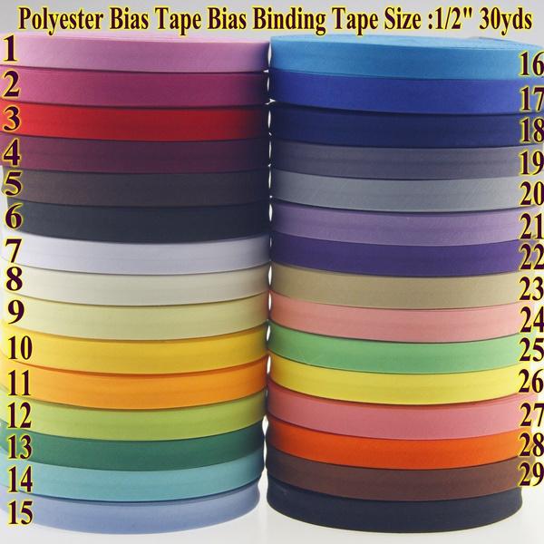 Polyester, Sewing, biasbinding, diy