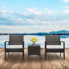 rattanwickerfurniture, Outdoor, gardenfurniture, Home & Living