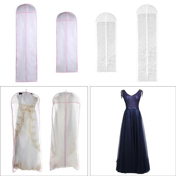 Wish Clear Bridal Wedding Gown Dress Garment Bag