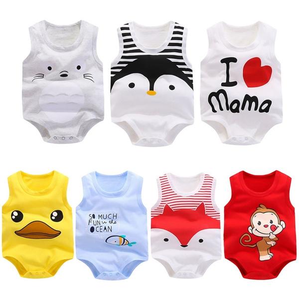cute, Cotton, babyromper, jumpsuit