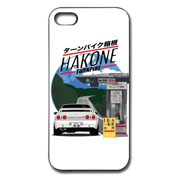 nissan gtr iphone 8 case