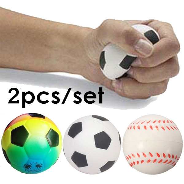 Toy, Baseball, squeezeball, Novelty