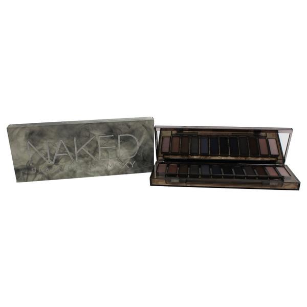Urban Decay Naked Smoky Eyeshadow Palette 12 x 0 05oz High, Dirtysweet,  Radar, Armor, Slanted, Dagger, Black Market, Smolder, Password, Whiskey,