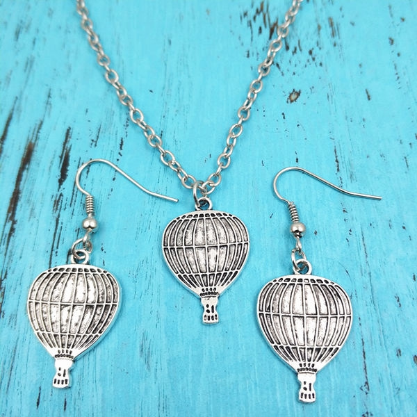 Jewelry Sets Hot Air Balloon