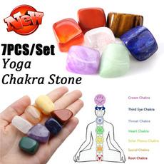 tumbled, Stone, Yoga, Crystal