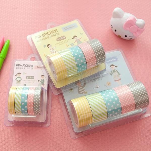 washitape, Masking tape, Handmade, washitapedispenser