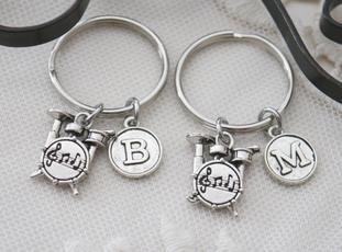drumsgift, Key Chain, Jewelry, Chain