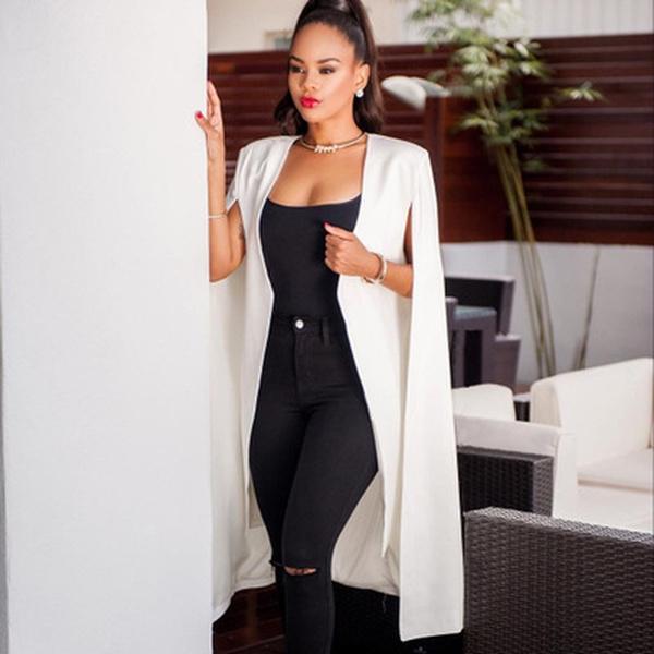Jacket, cardigan, trenchcoatforwomen, Outerwear