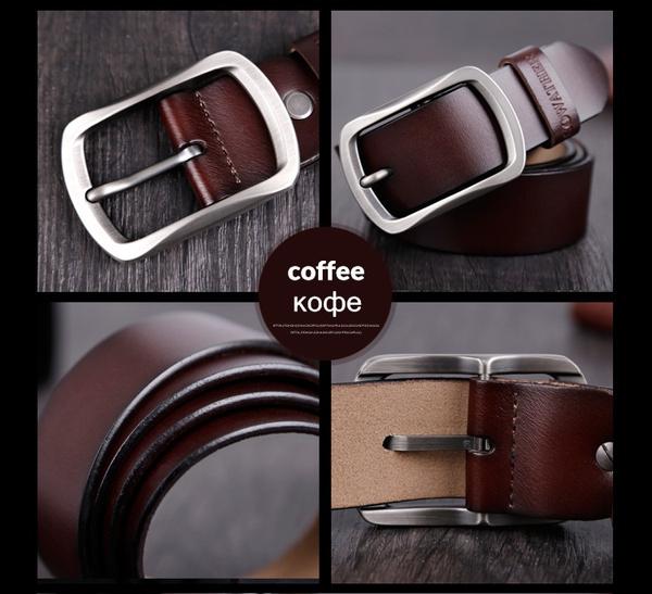 Cowhide Genuine Leather Belts jean for men 100-150 cm long waist 30-52 XF001