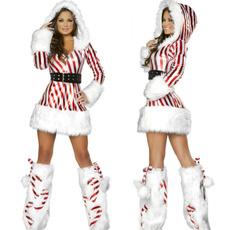 Cosplay, Christmas, performance, Dress