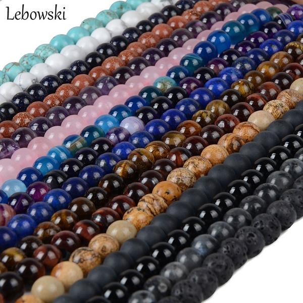 8MM, crystalhealing, aquamarine, Bracelet Making